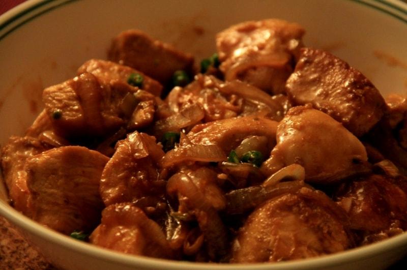 Khara Masala Chicken
