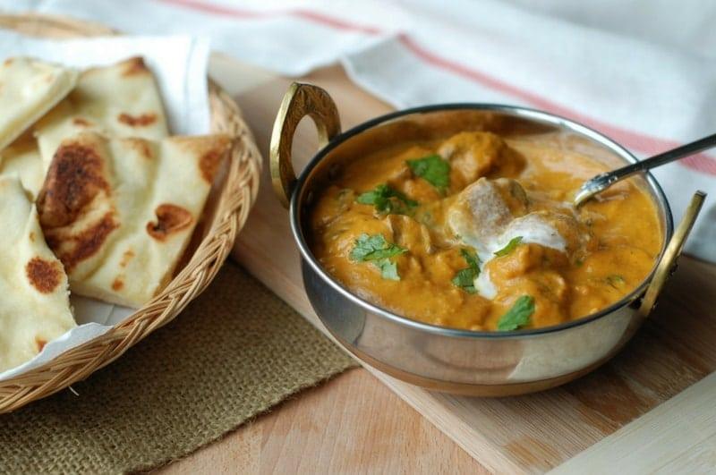 Rajasthani Gatta Curry (Besan Gatta Sabzi)