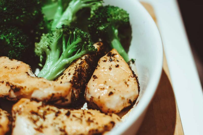 Recipe : Garlic Chicken