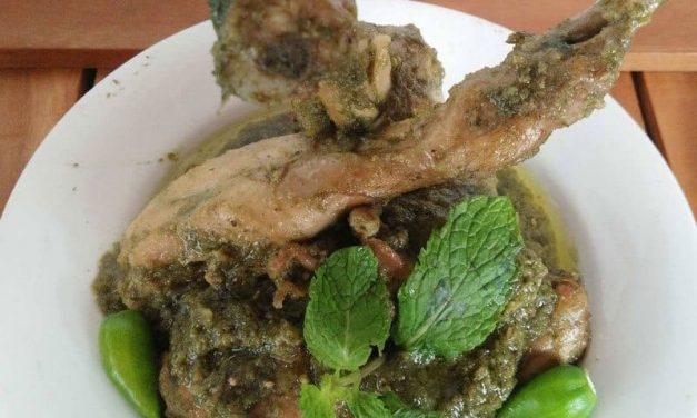 Recipe : Mint Chicken