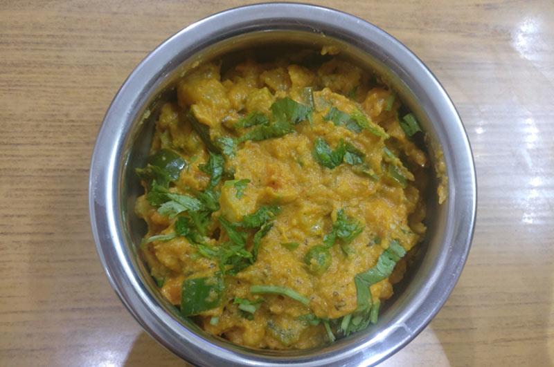 Mix Vegetable Handi