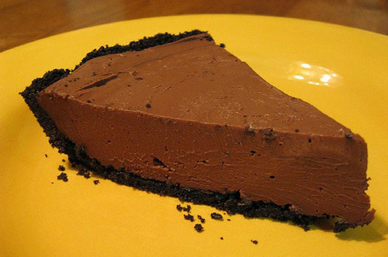 Recipe : No Bake Chocolate Pie