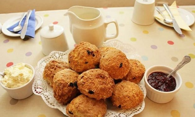 Recipe : Quick and Easy Scones