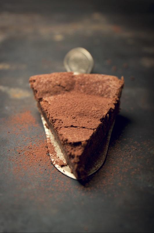 Vegan No Bake Chocolate Pie3
