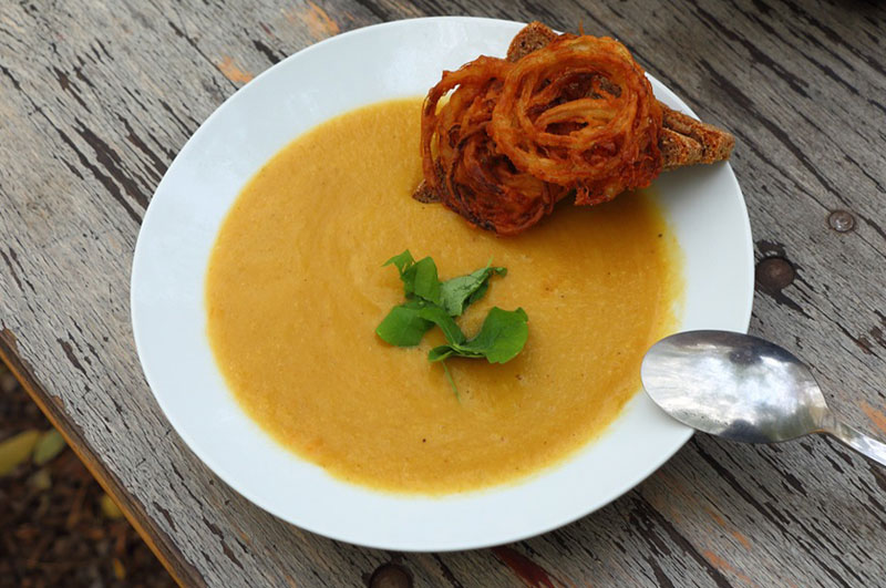 healthy vegetable soup recipe Butternut Squash Soup