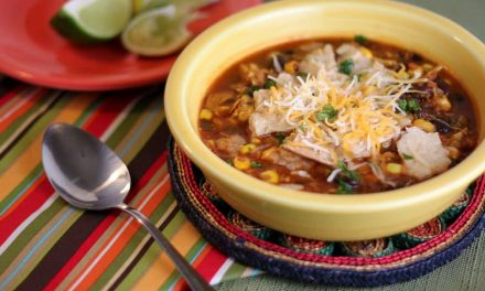 Recipe : Easy Taco Soup