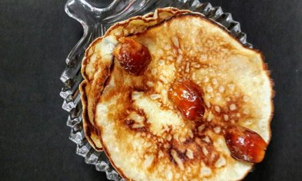 Recipe : Homemade Fluffy Pancake