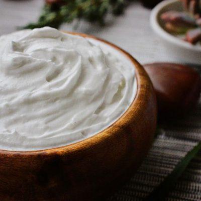 Lebanese Yogurt Sauce