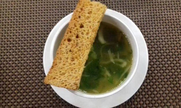 Recipe : Lemon Coriander Soup
