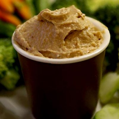 Spicy Peanut Butter Dip