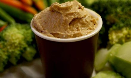 Recipe : Spicy Peanut Butter Dip
