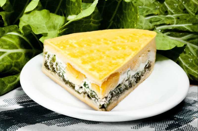Recipe : Spinach and Ricotta Pie Recipe Easy