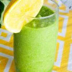 Green Kale Smoothie for Weight Loss