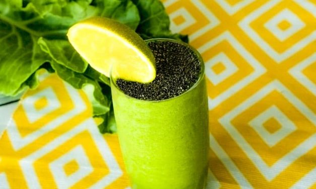 Recipe : How To Make Green Kale Smoothie For Weight Loss