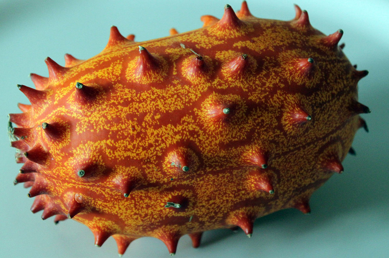 Food Wiki : What is Horned melon?