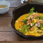 Mix Vegetable Indo-Thai Curry