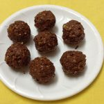 Vegan Peanut Butter Chocolate Balls