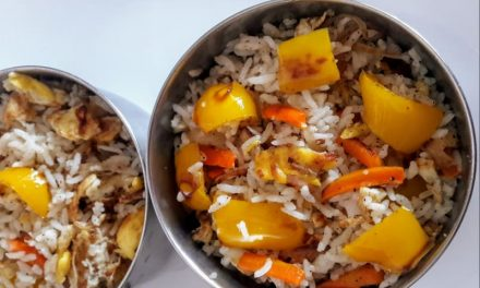 Recipe : Quick and Easy Egg Fried Rice