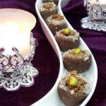 Vegan Nuts Stuffed Dates Balls