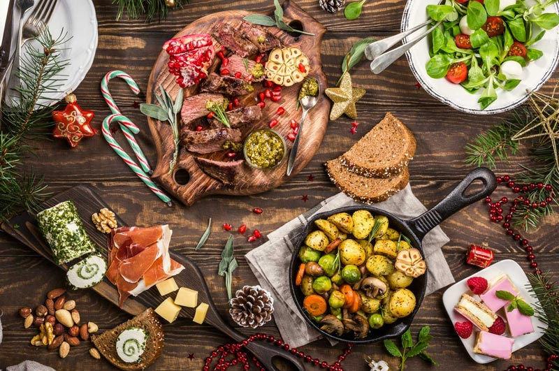 Party Dinner Ideas Part - 39: 7 Fun Party Dinner Ideas To Make Your Christmas Eve Go With A Bang