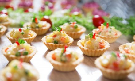 11 Super Easy Holiday Appetizers to Jazz Up Your New Years Eve Party