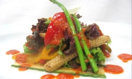 Recipe : Tuscan Grilled Vegetable Salad with Balsamic Dressing