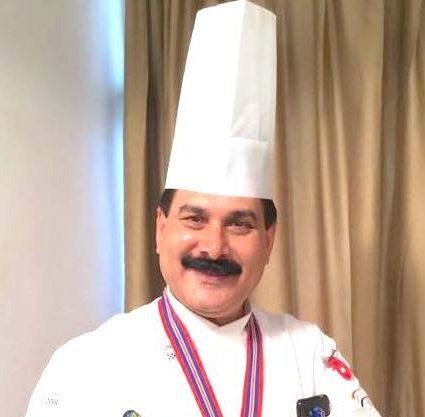 Chef Suresh Khanna