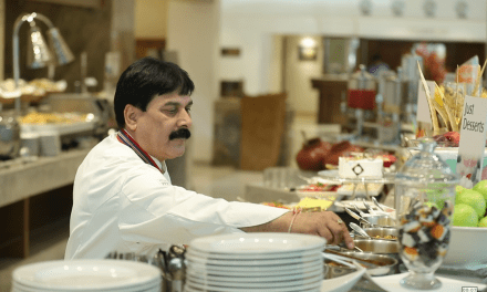 Exclusive Full Interview with Chef Suresh Khanna