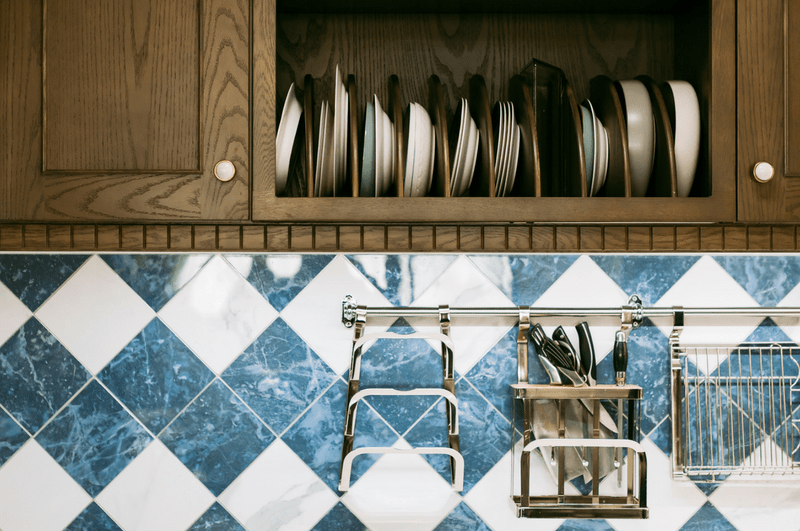 storage space in kitchen organization essentials